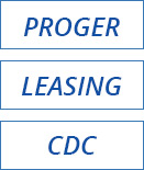 PROGER LEASING CDC